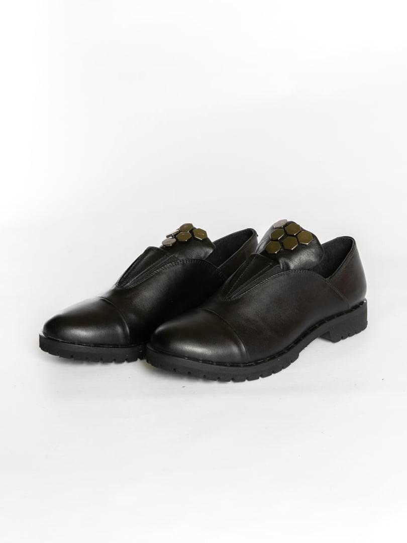 Туфли черные | 4822559