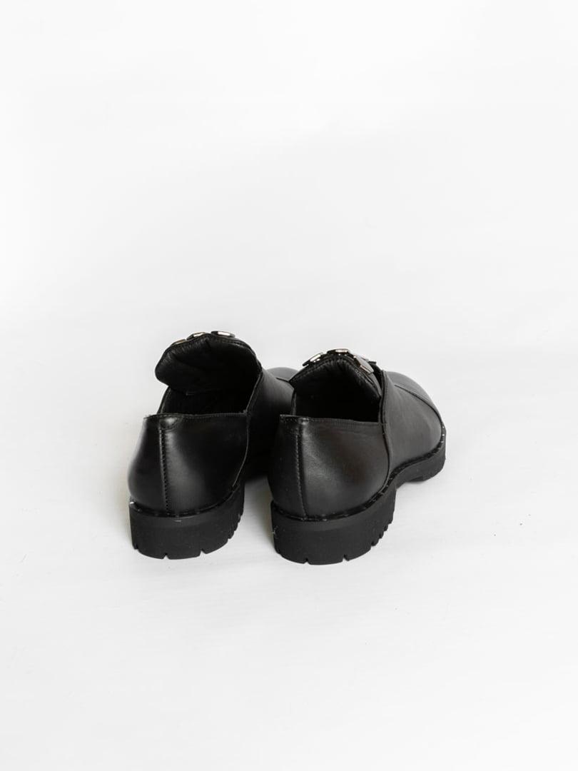 Туфли черные | 4822559 | фото 2