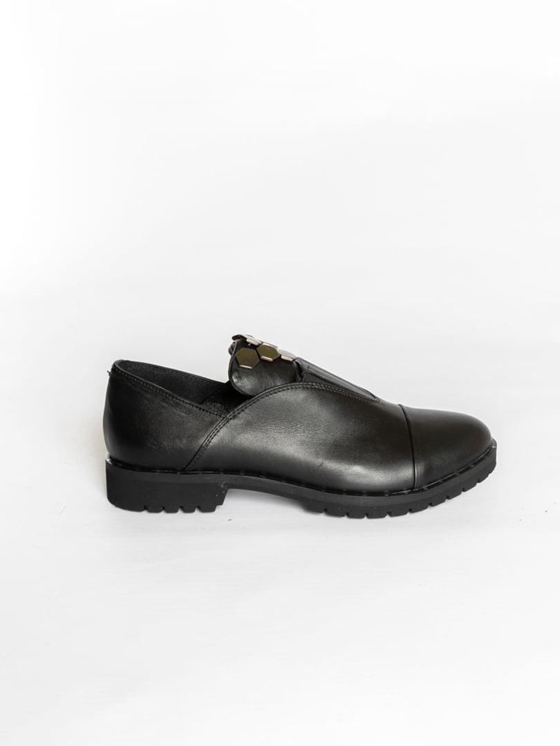 Туфли черные | 4822559 | фото 3