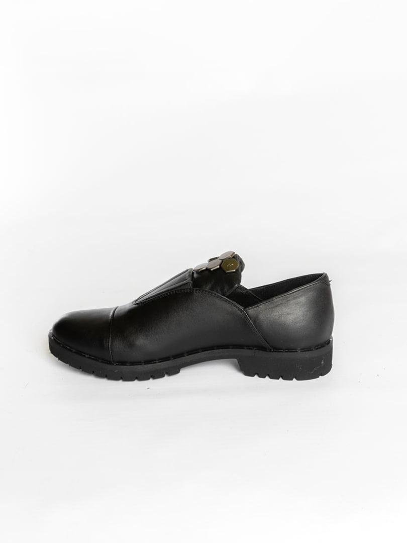 Туфли черные | 4822559 | фото 4