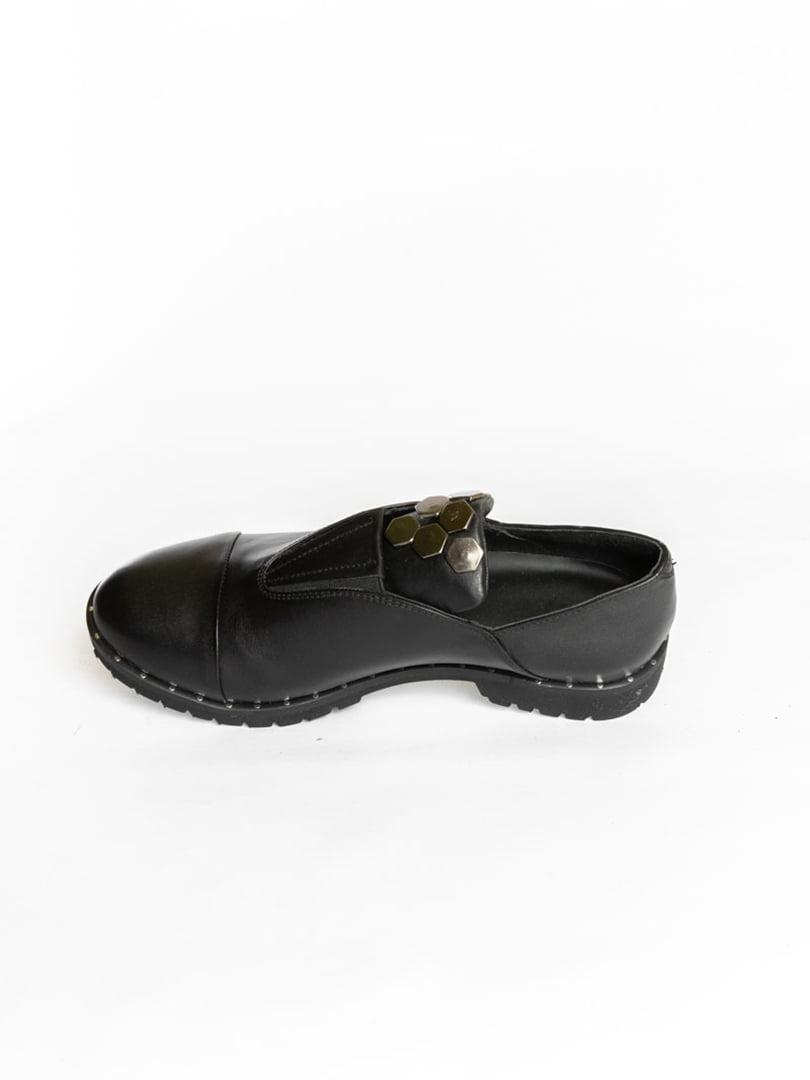 Туфли черные | 4822559 | фото 5