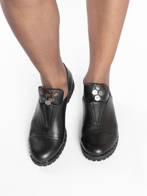 Туфли черные | 4822559 | фото 6