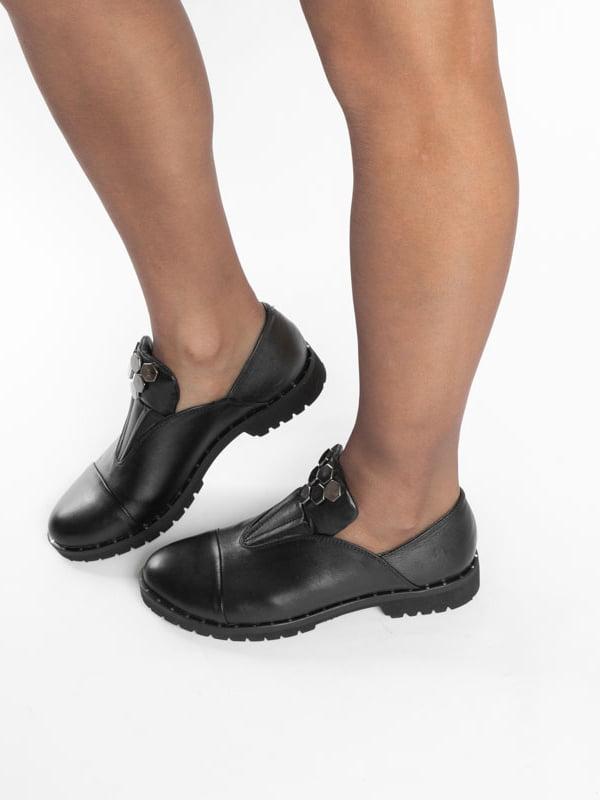 Туфли черные | 4822559 | фото 7