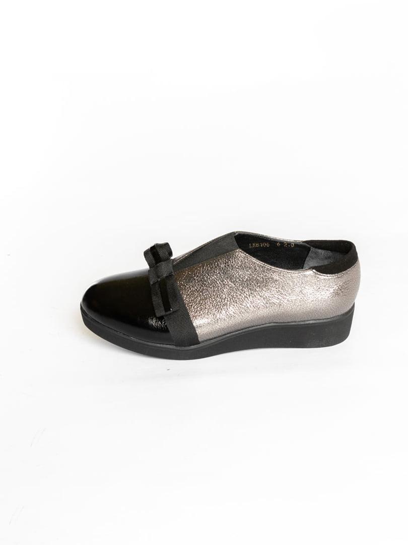 Туфли двухцветные   4822560   фото 4