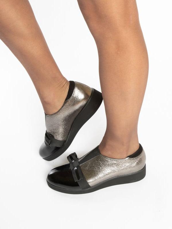 Туфли двухцветные   4822560   фото 5