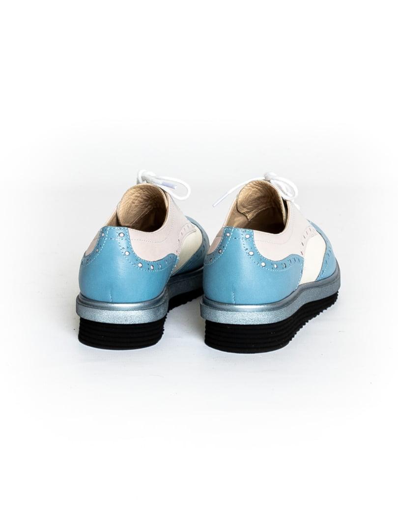 Туфли двухцветные   4822564   фото 5