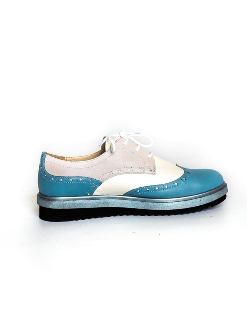 Туфли двухцветные   4822564   фото 6