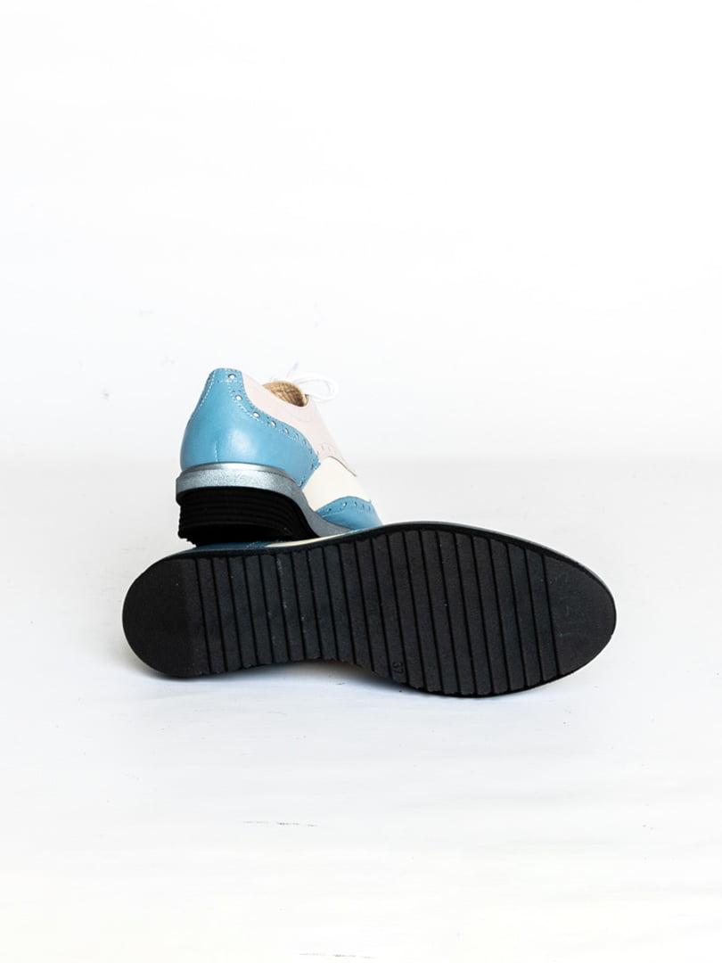 Туфли двухцветные   4822564   фото 8
