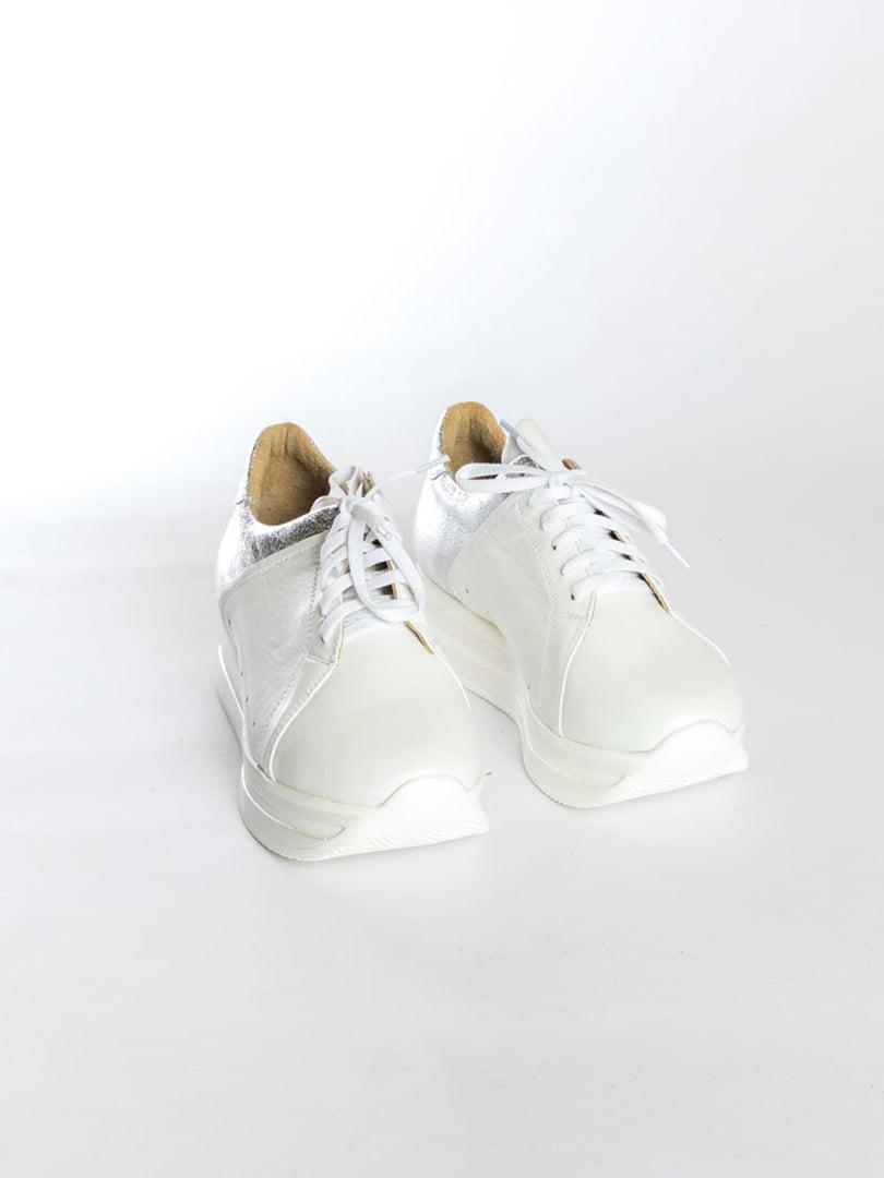 Кроссовки двухцветные | 4822566