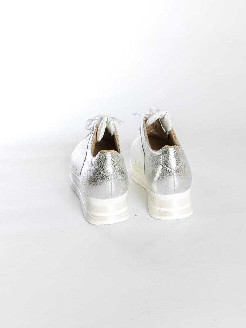 Кроссовки двухцветные | 4822566 | фото 2