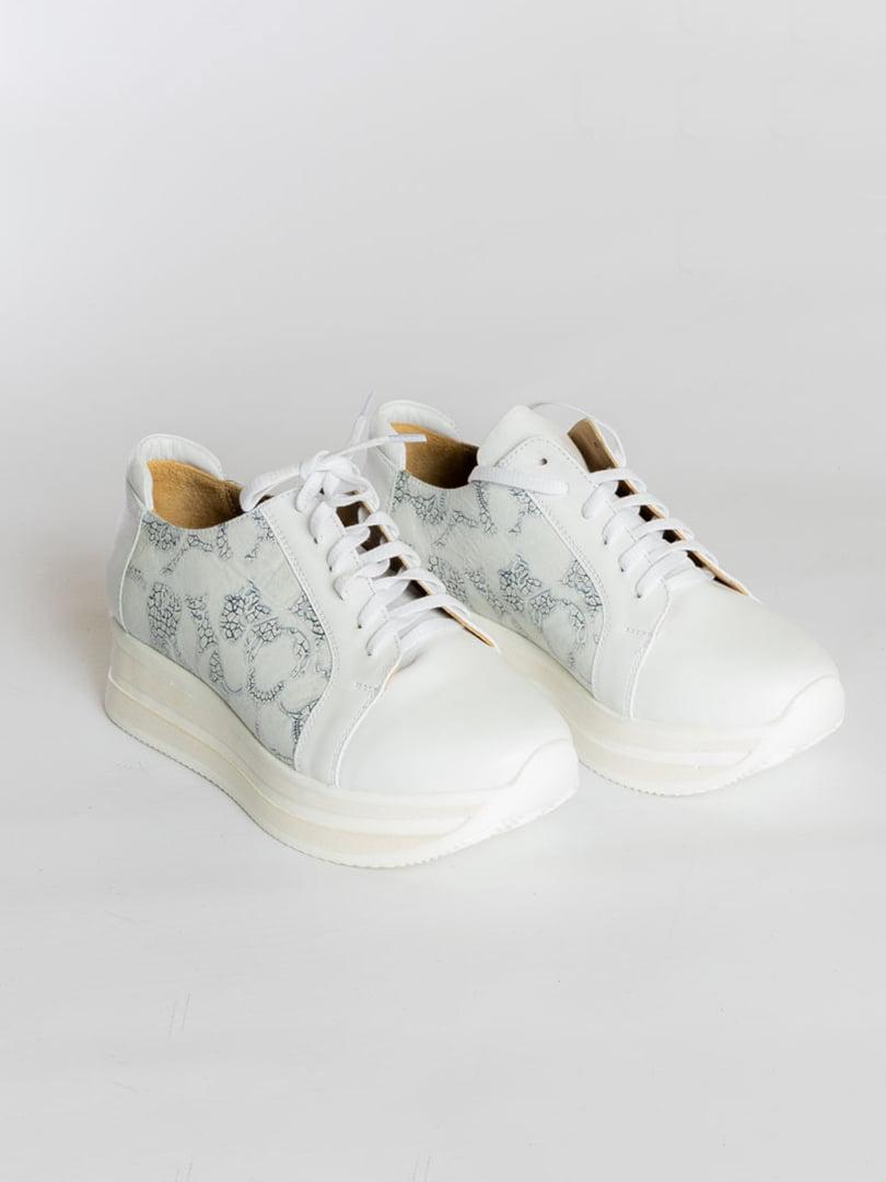 Кроссовки белые | 4822567
