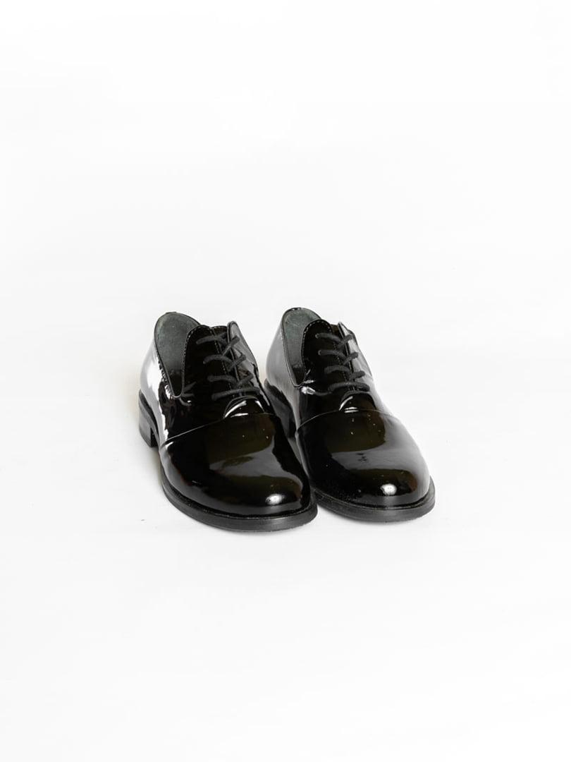 Туфли черные   4822569