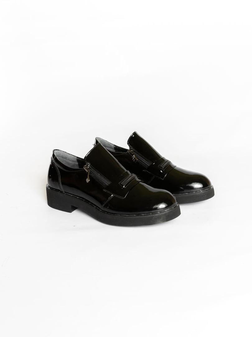 Туфлі чорні | 4822570
