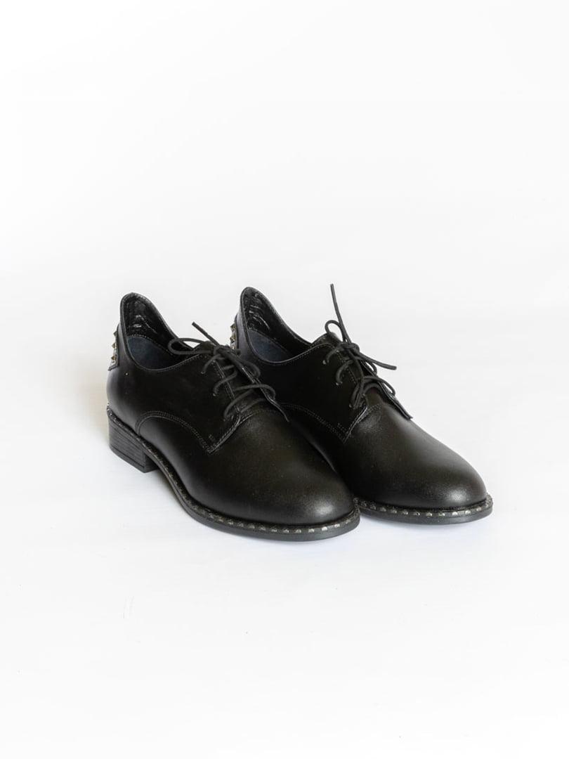 Туфли черные | 4822571