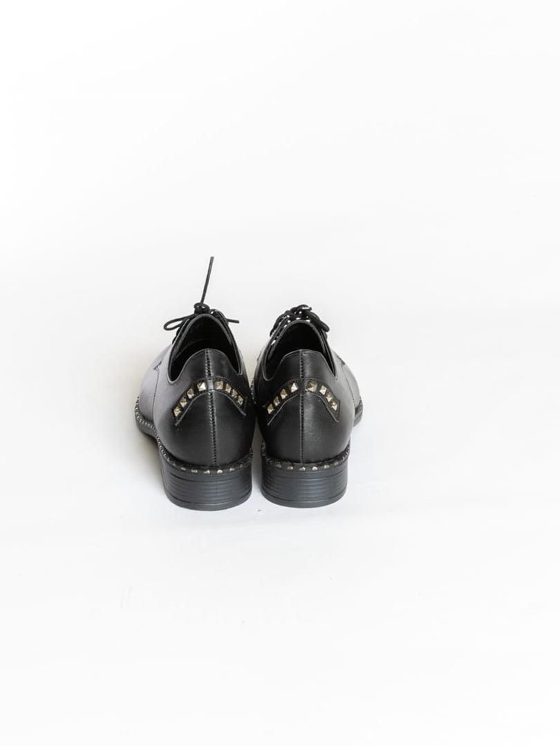 Туфли черные | 4822571 | фото 2