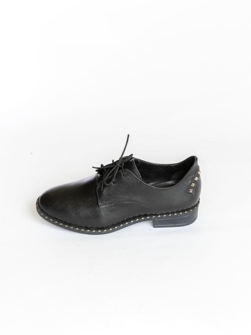 Туфли черные | 4822571 | фото 3