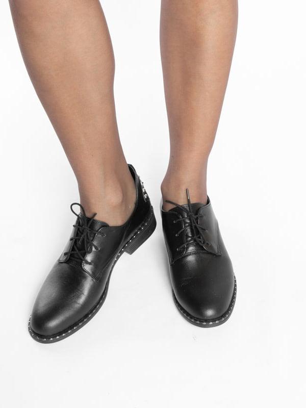 Туфли черные | 4822571 | фото 5