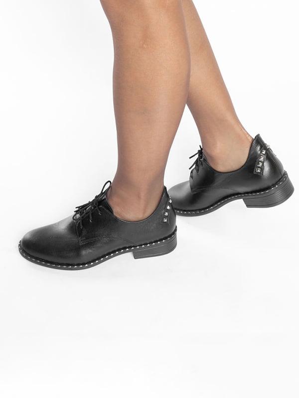 Туфли черные | 4822571 | фото 6
