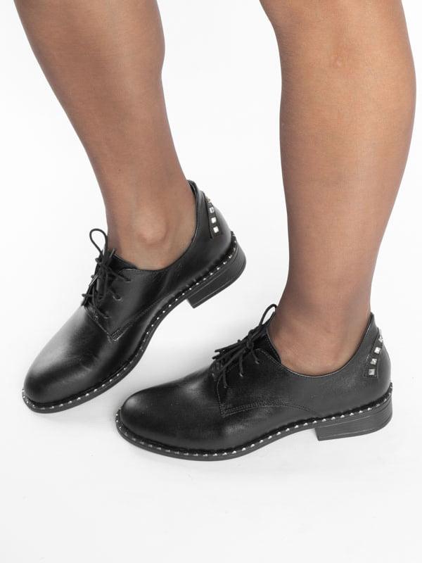 Туфли черные | 4822571 | фото 7