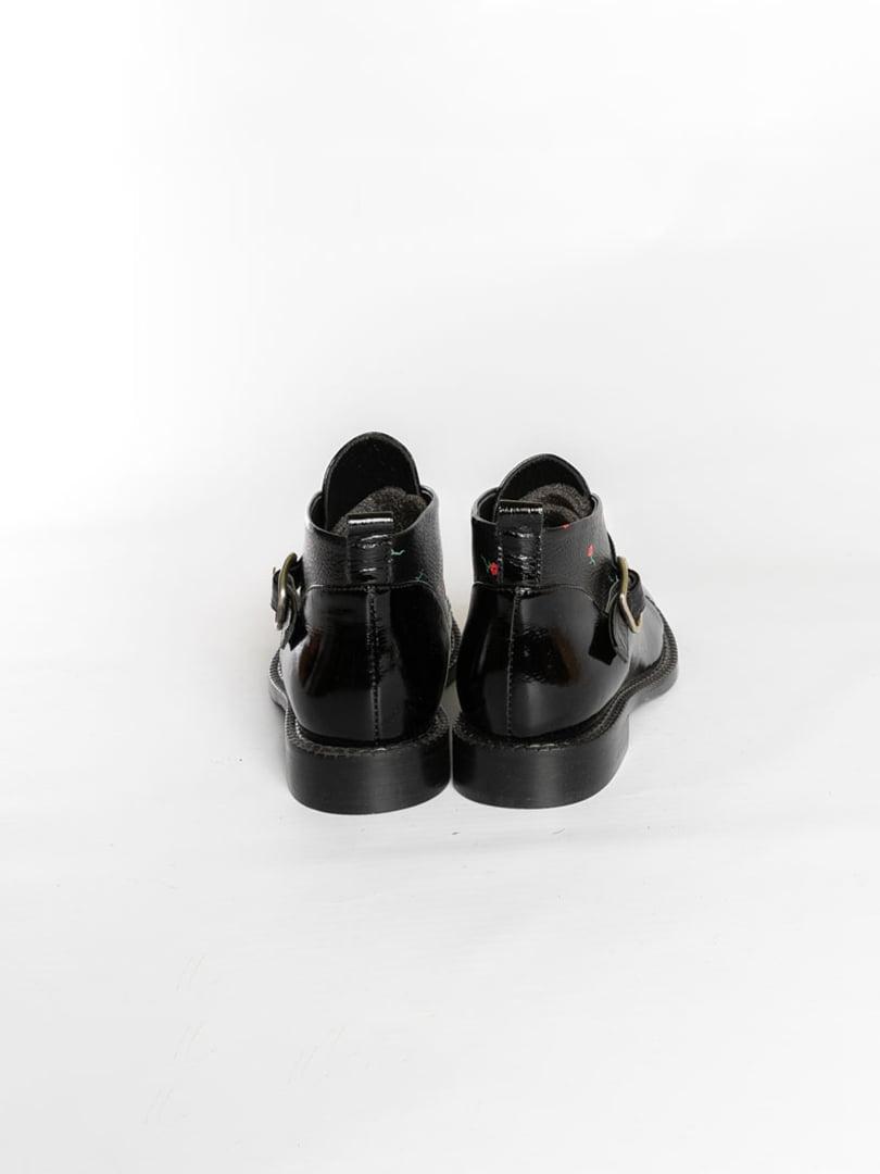 Ботинки черные | 4822578 | фото 2