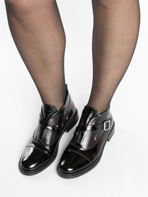 Ботинки черные | 4822578 | фото 5