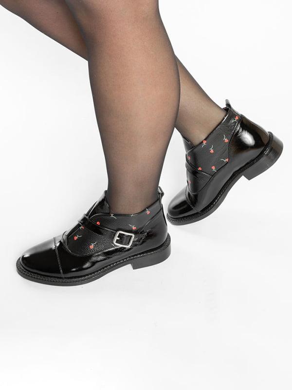 Ботинки черные | 4822578 | фото 7