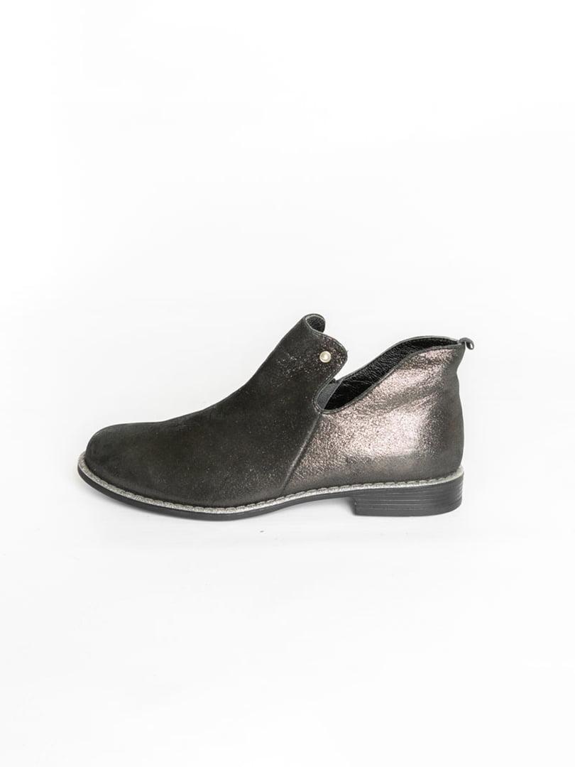 Ботинки черные   4822579