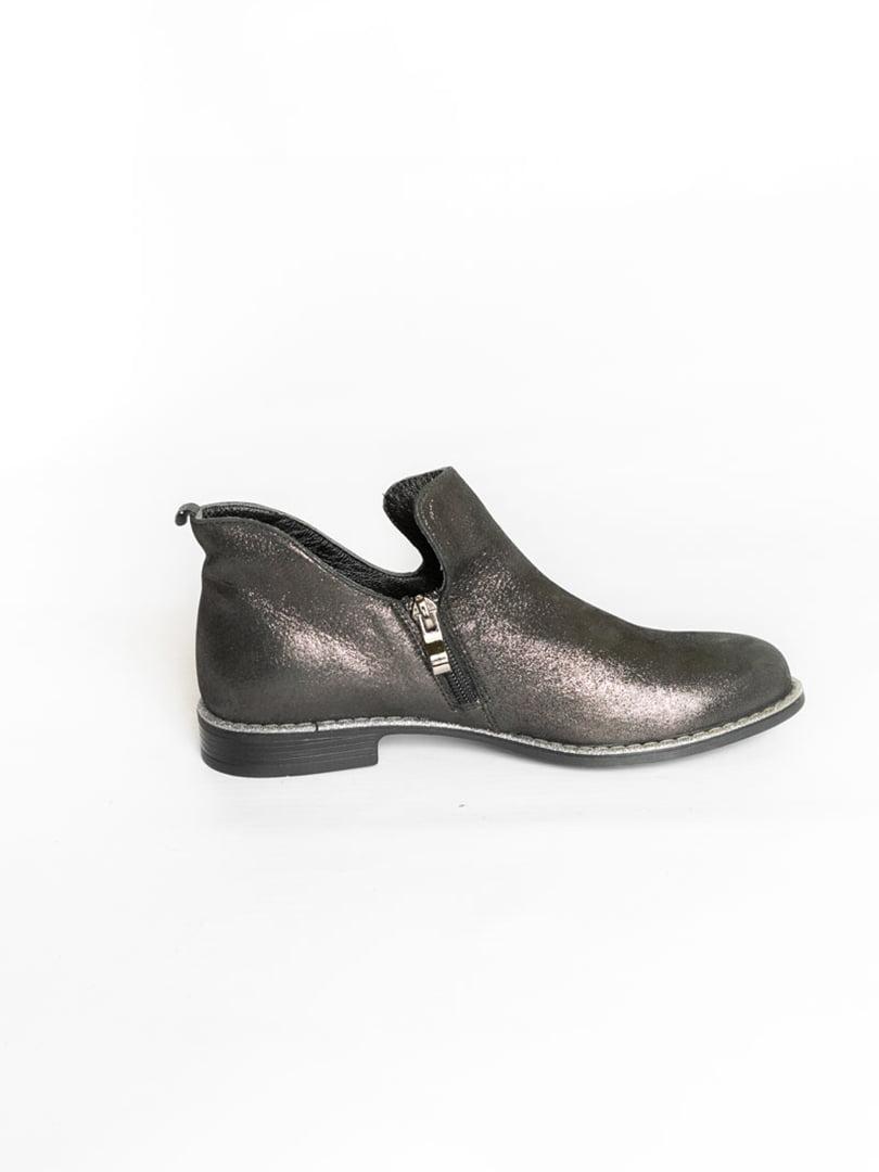 Ботинки черные   4822579   фото 2