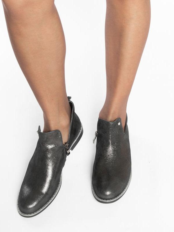Ботинки черные   4822579   фото 4