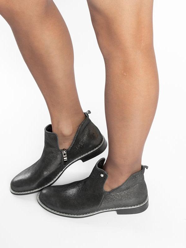 Ботинки черные   4822579   фото 5