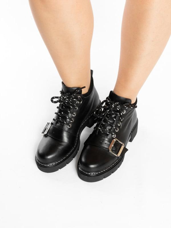 Ботинки черные | 4822584