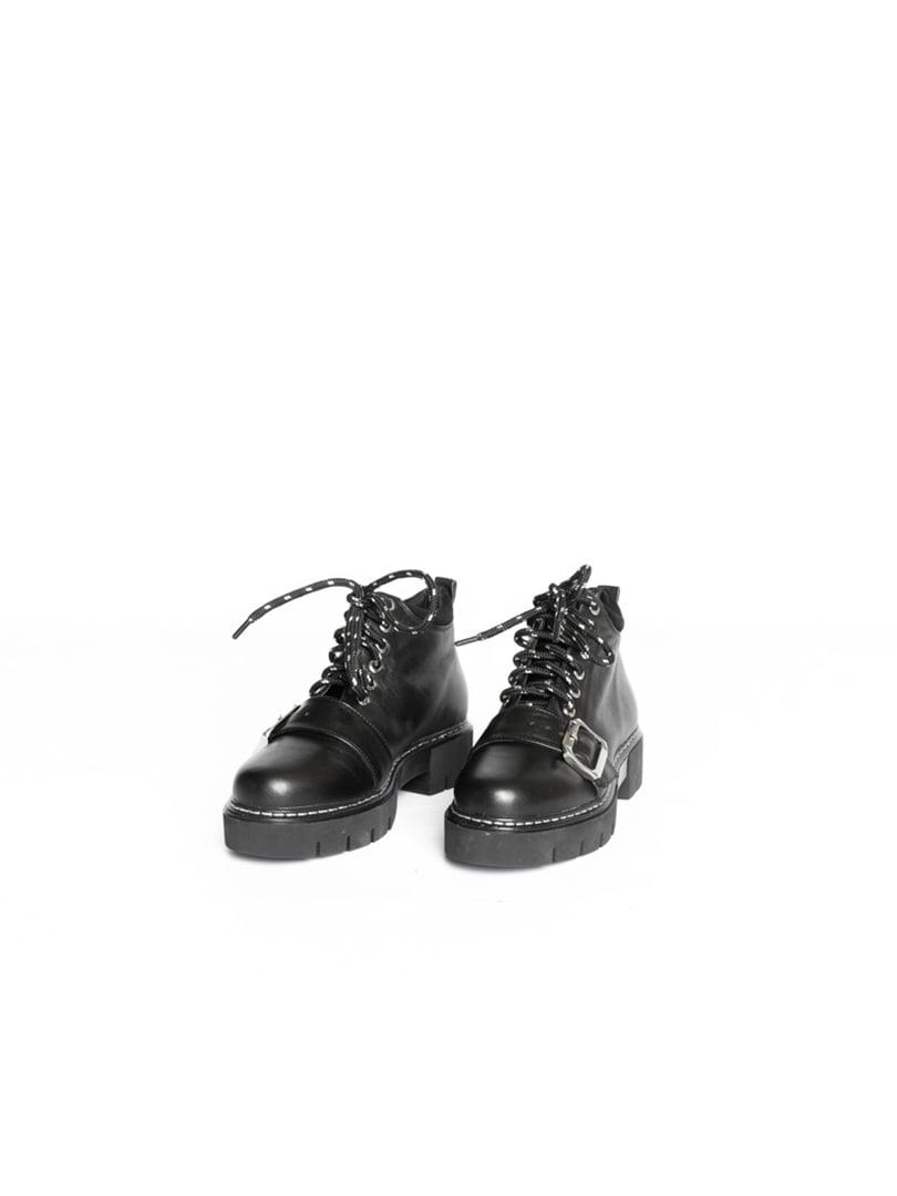 Ботинки черные | 4822584 | фото 3