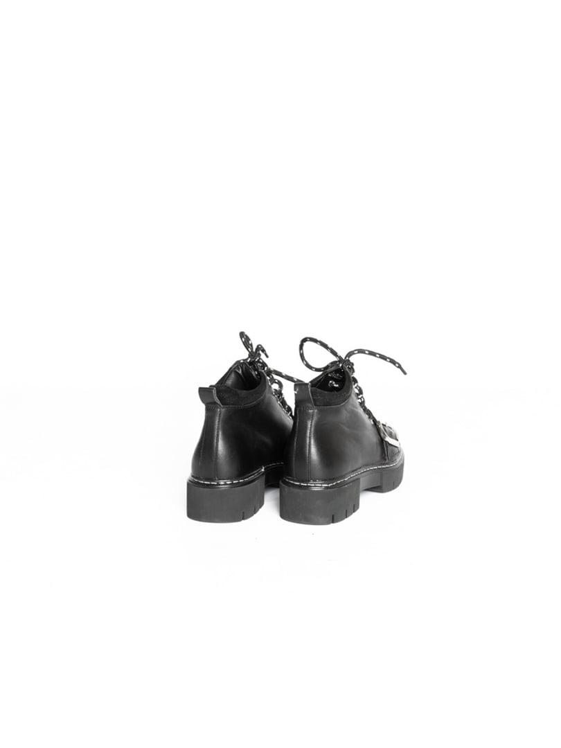 Ботинки черные | 4822584 | фото 4