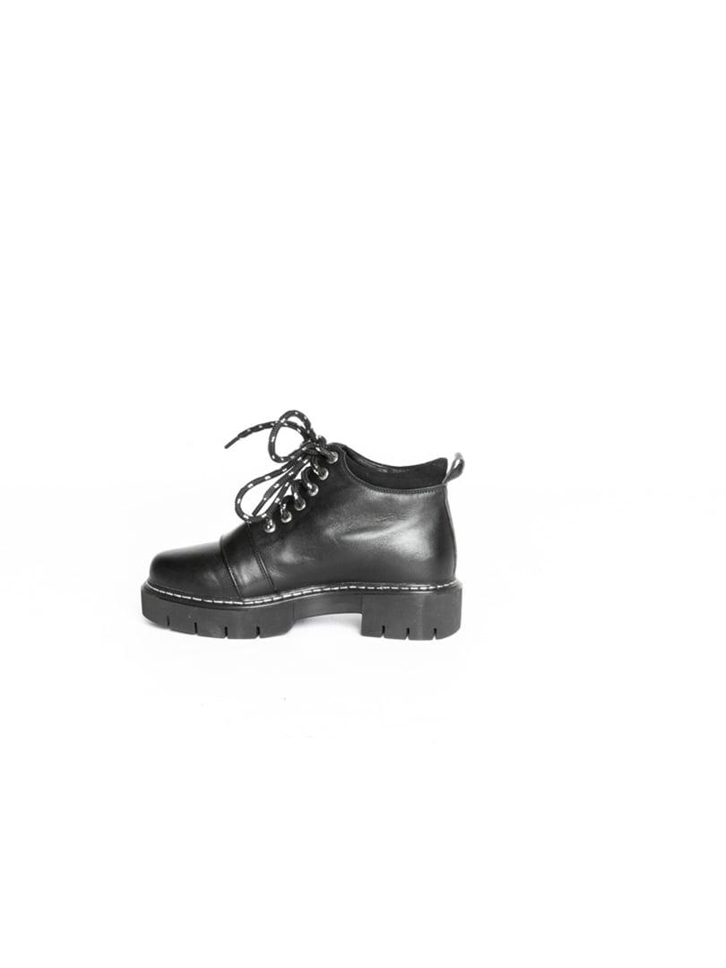 Ботинки черные | 4822584 | фото 5