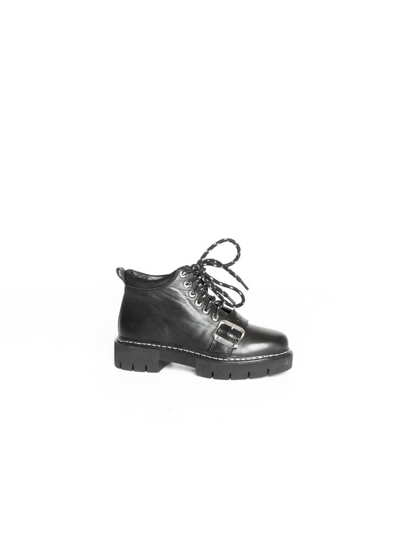 Ботинки черные | 4822584 | фото 6
