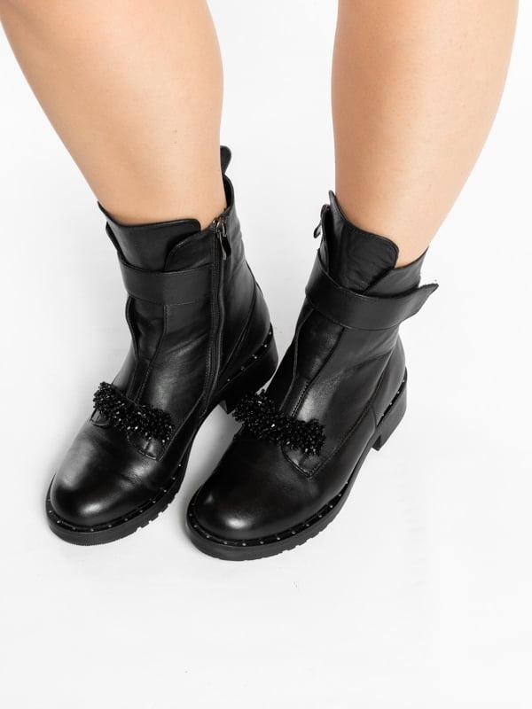 Ботинки черные | 4822586