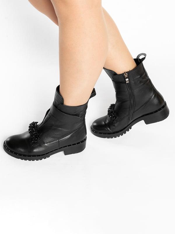 Ботинки черные | 4822586 | фото 3