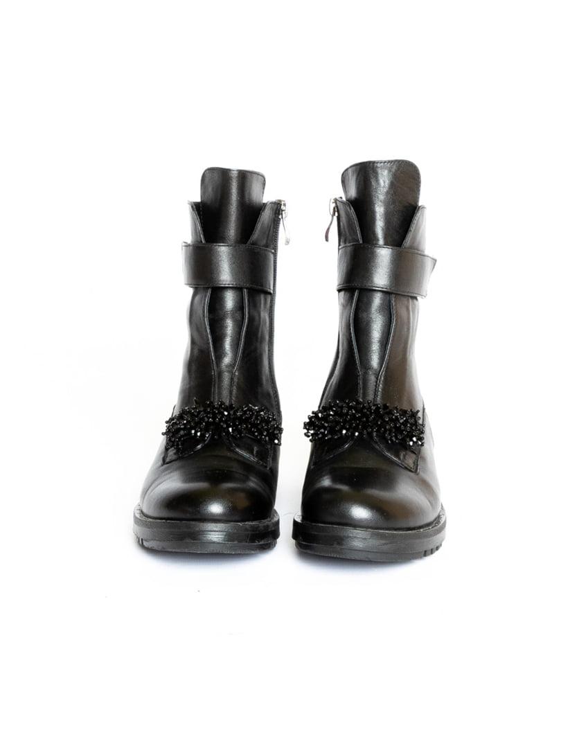 Ботинки черные | 4822586 | фото 4