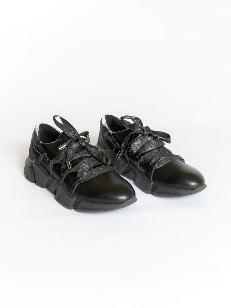 Кроссовки черные | 4822597