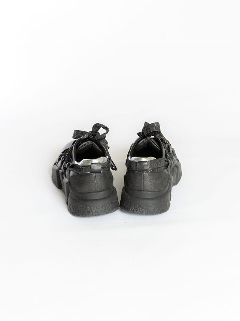 Кроссовки черные | 4822597 | фото 2