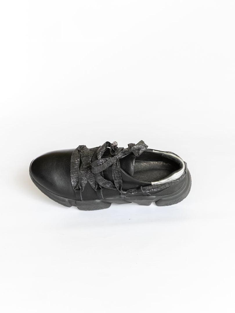 Кроссовки черные | 4822597 | фото 5