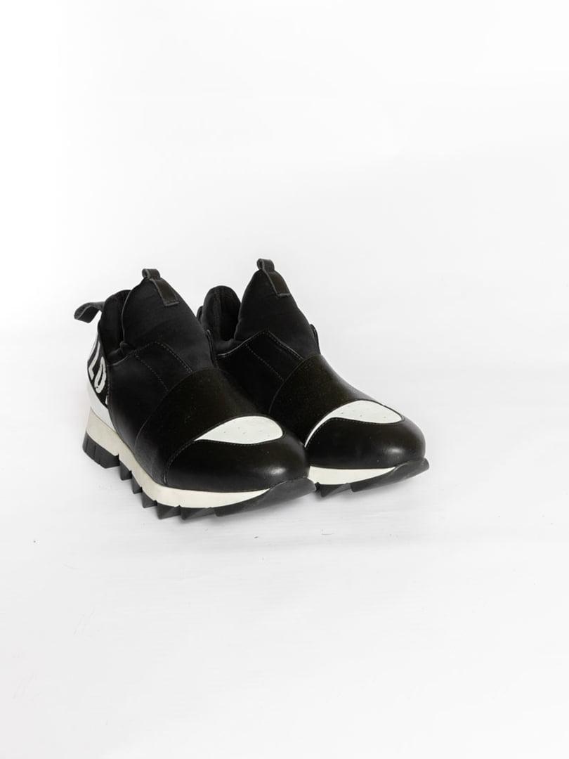 Кроссовки черные | 4822599