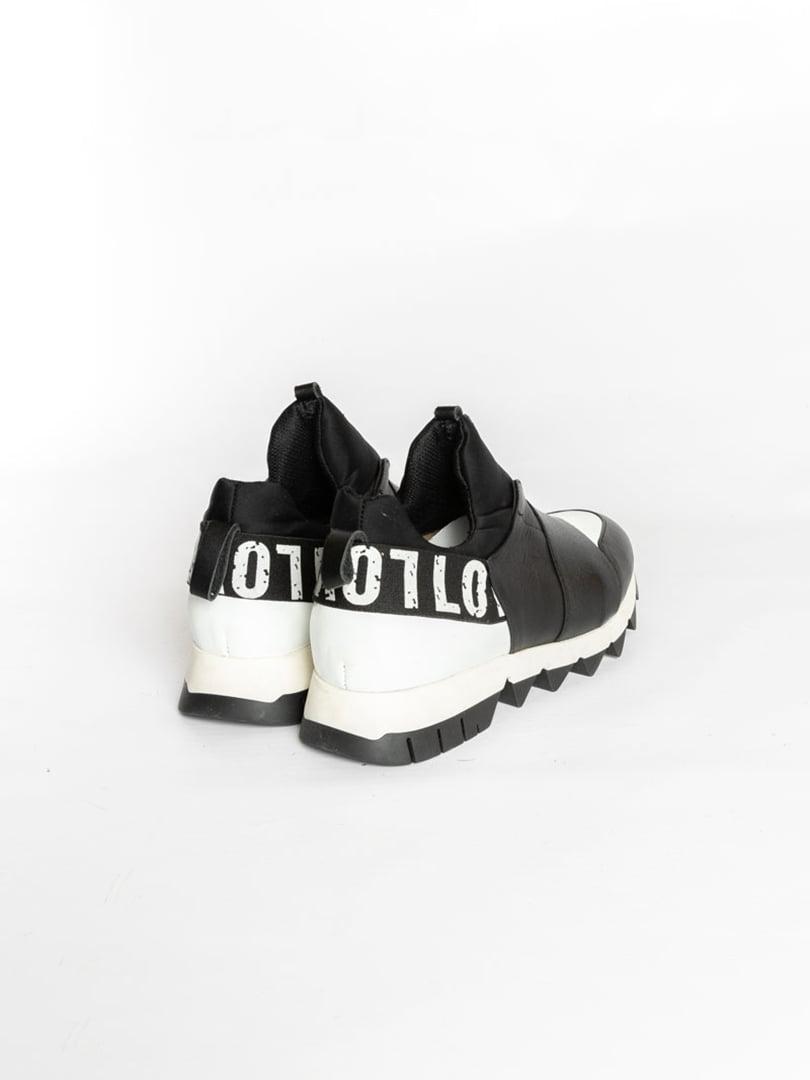 Кроссовки черные | 4822599 | фото 2