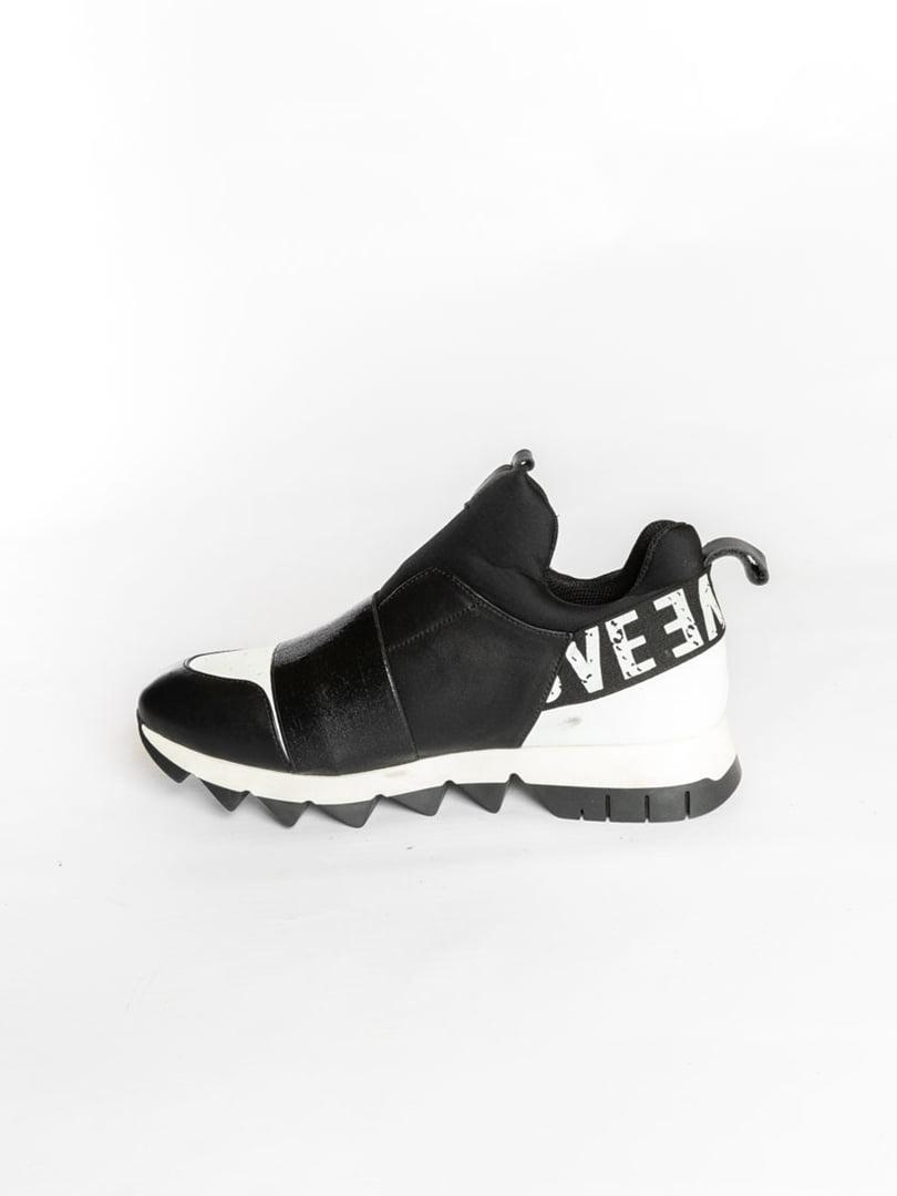 Кроссовки черные | 4822599 | фото 4