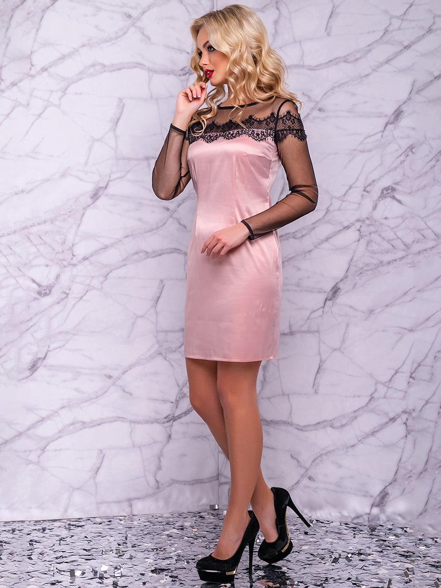 Сукня персикового кольору | 4822915 | фото 3