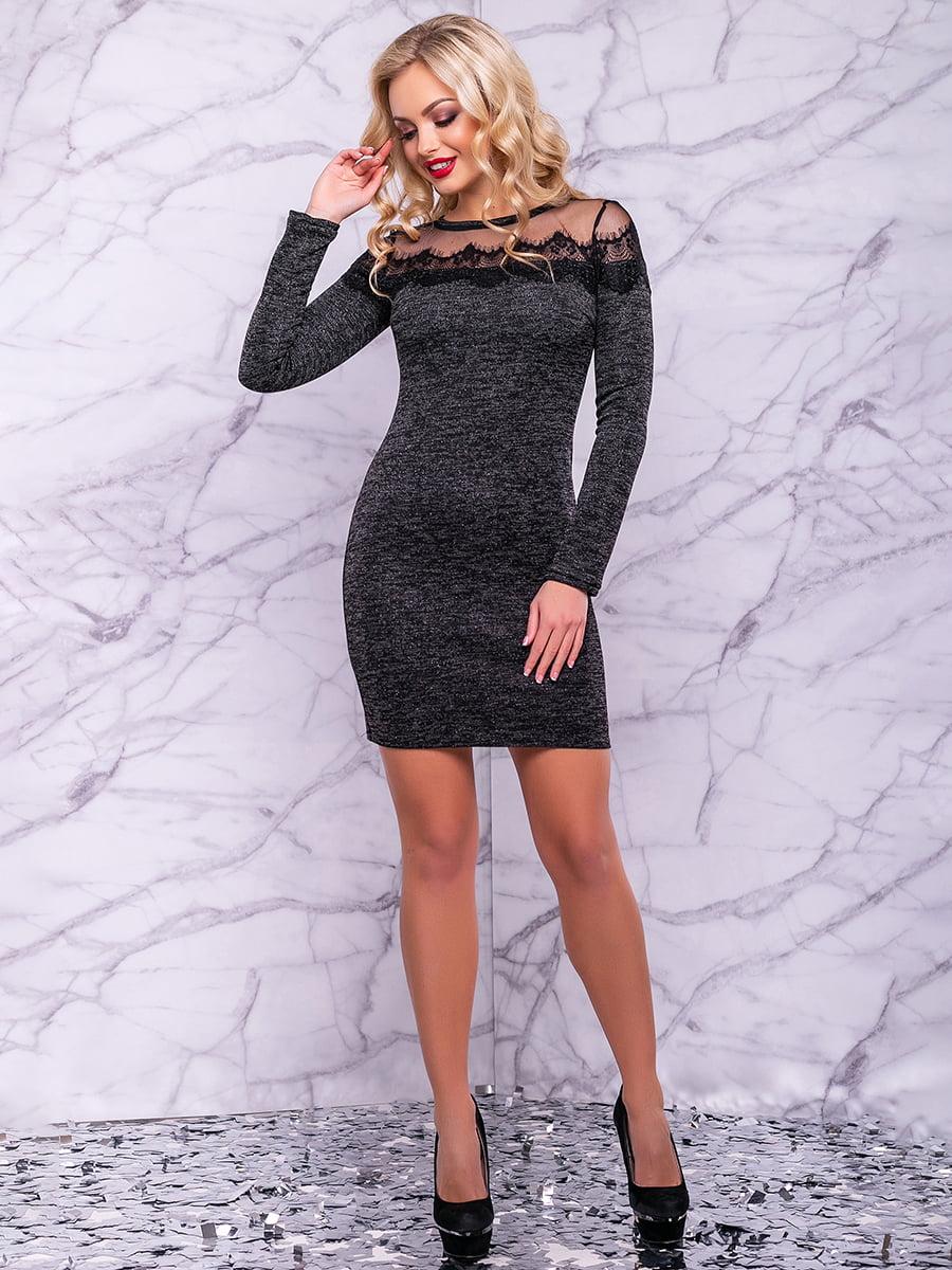 Сукня чорна | 4822917 | фото 4