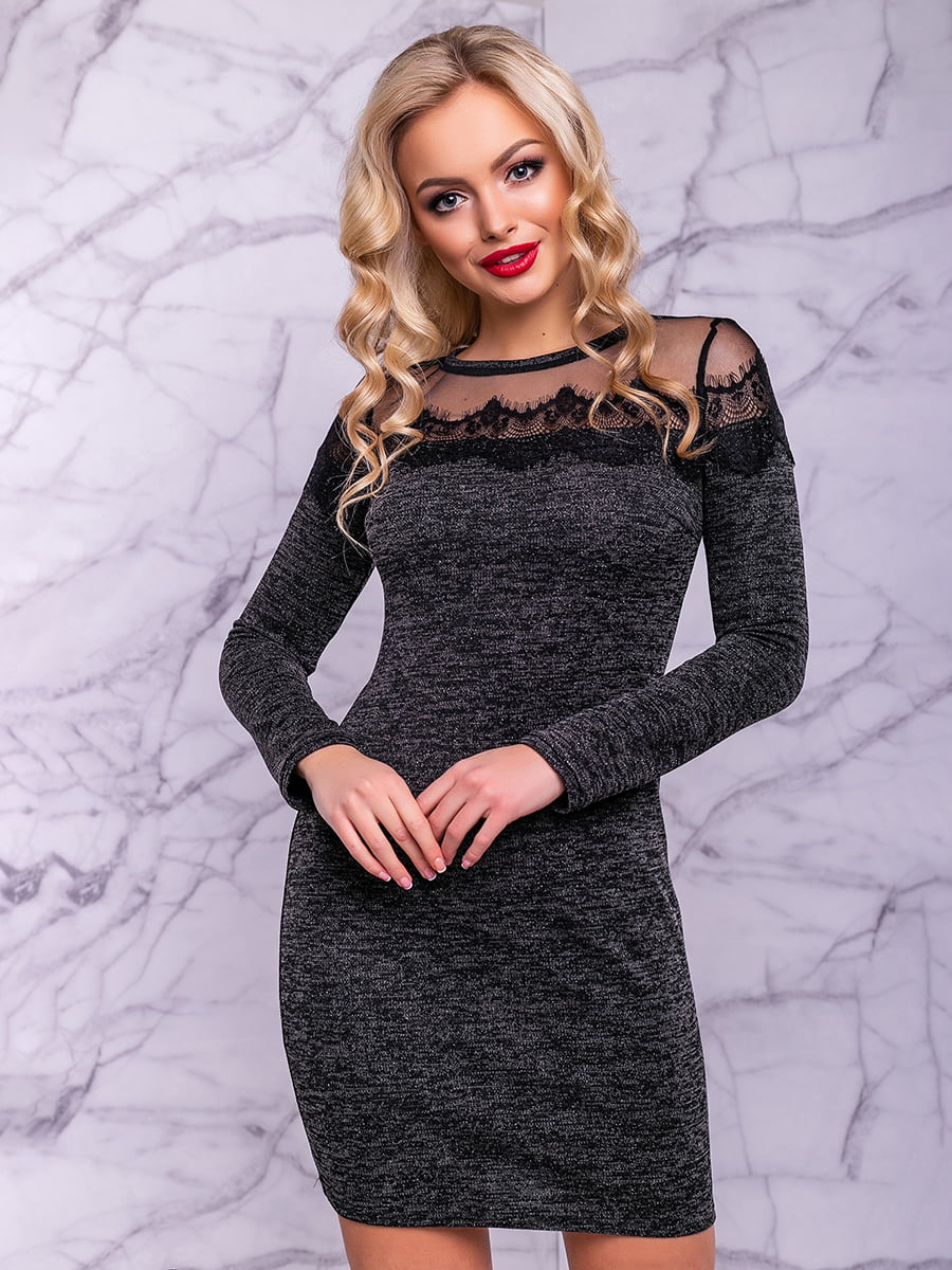 Сукня чорна | 4822917 | фото 7