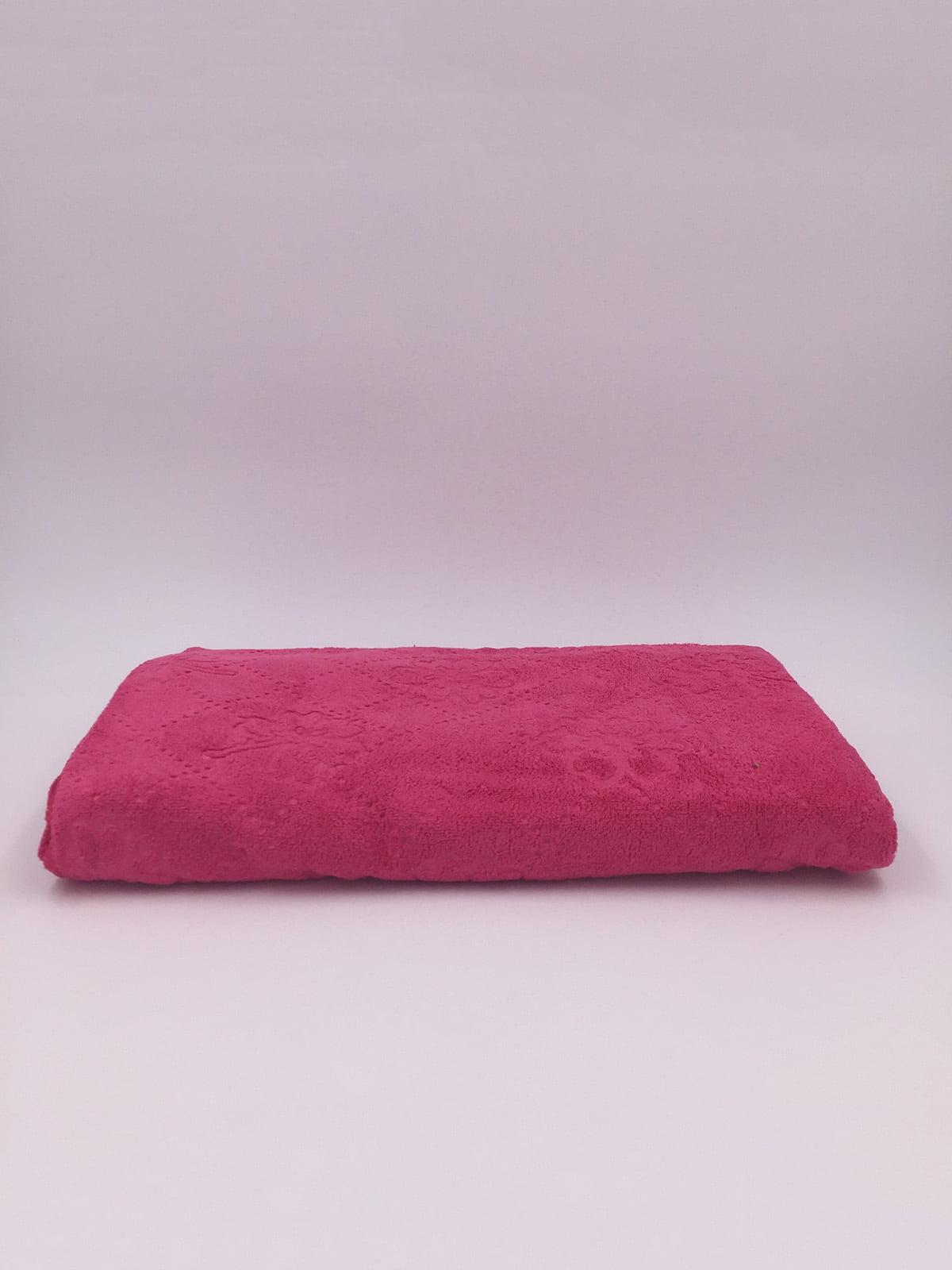 Рушник махровий (100х150 см) | 4822724