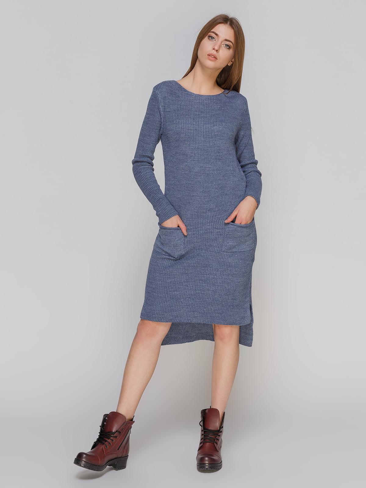 Сукня синя   4654295