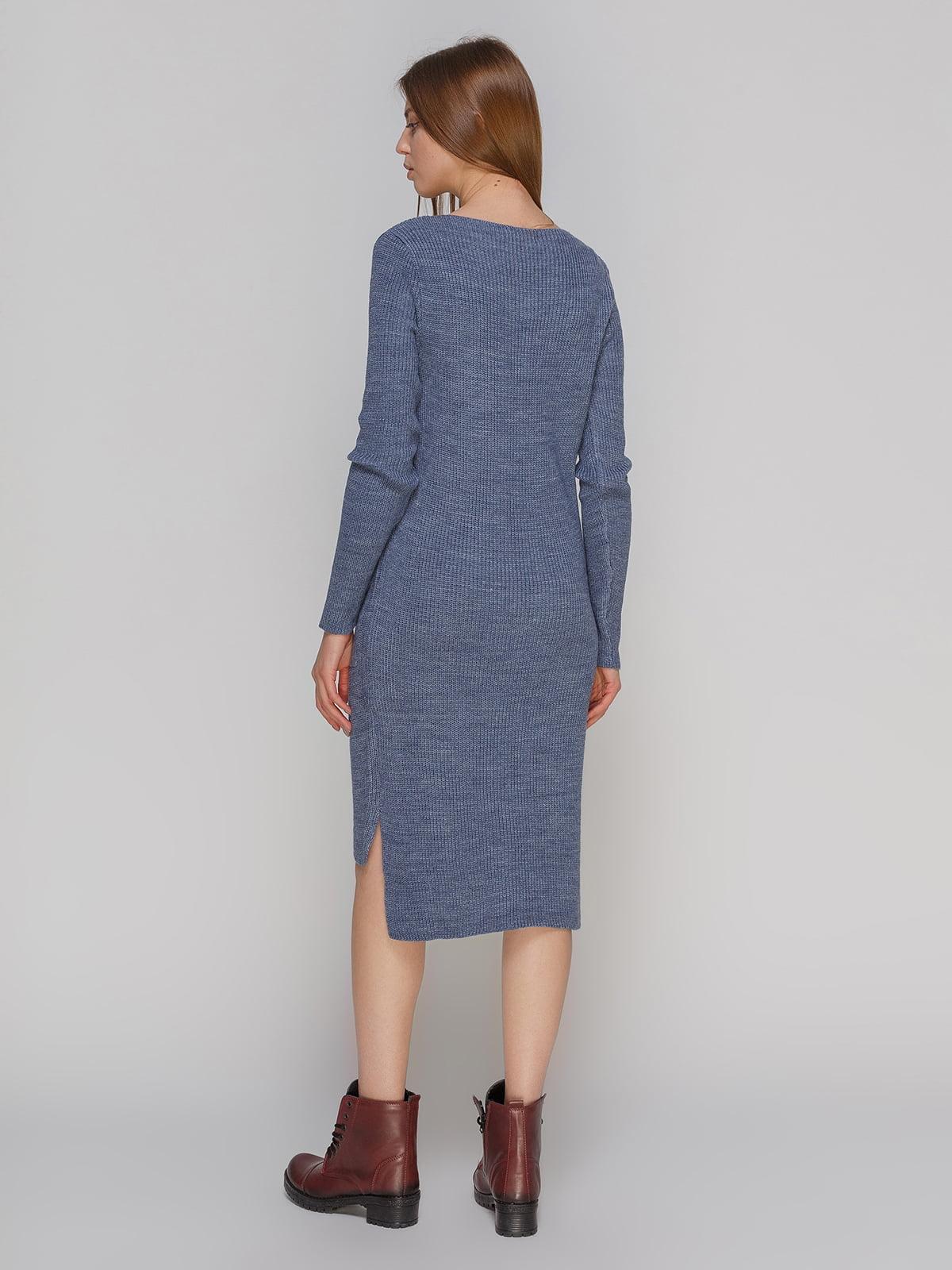 Сукня синя   4654295   фото 2
